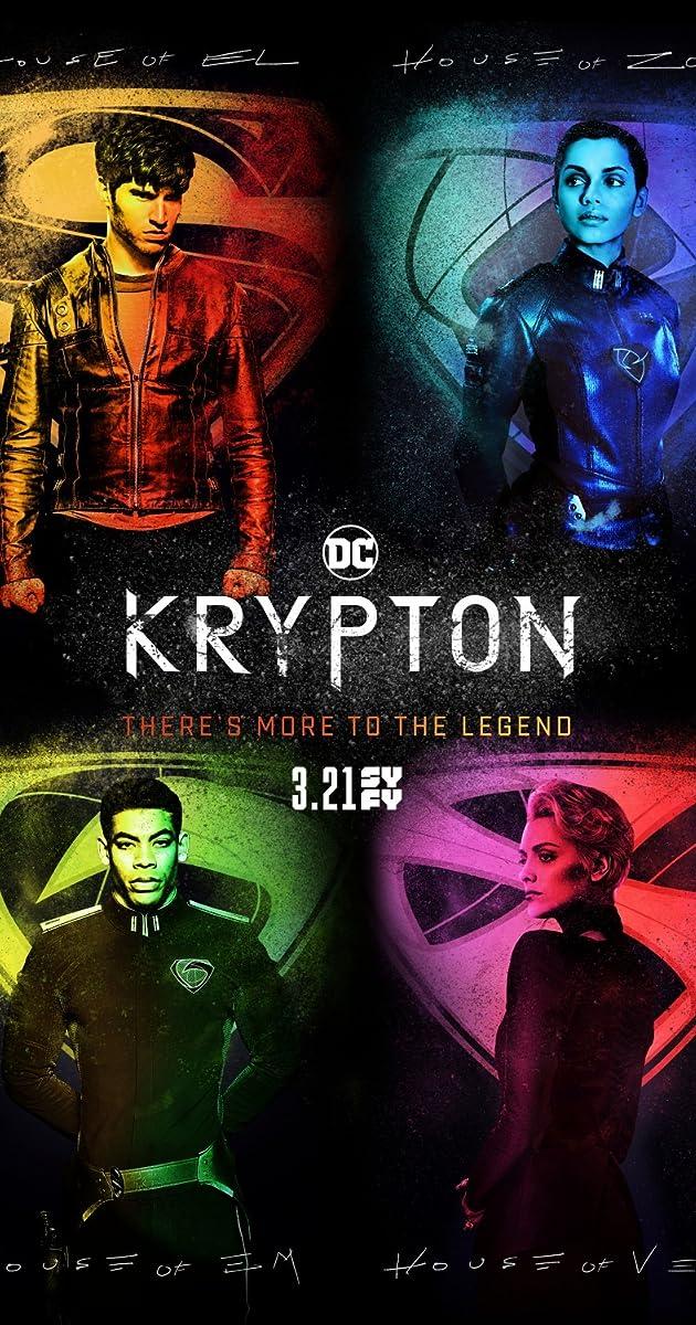 Kriptonas (1 Sezonas) / Krypton (Season 1) (2018) online