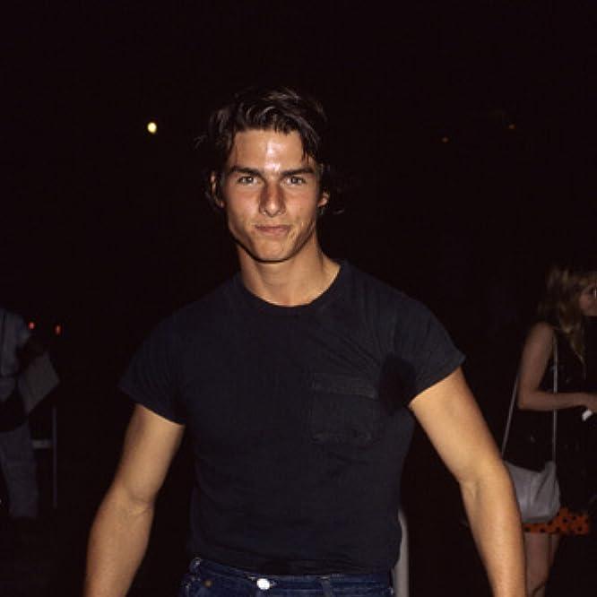 Tom Cruise circa 1980s