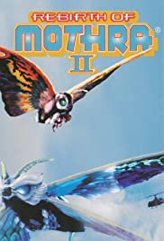 Rebirth of Mothra II Poster
