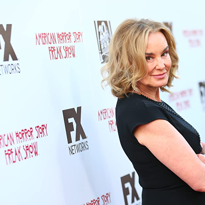 Jessica Lange at an event for American Horror Story (2011)