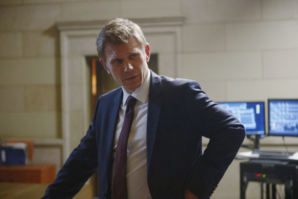 Quantico: Over | Season 1 | Episode 8