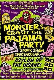 Monsters Crash the Pajama Party(1965) Poster - Movie Forum, Cast, Reviews