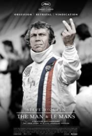 Steve McQueen: The Man & Le Mans Poster