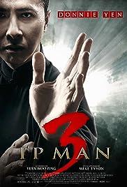 Yip Man 3 Poster