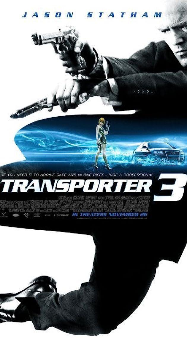 Transporter Imdb
