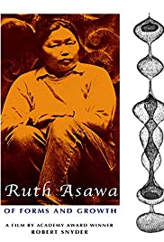 Ruth Asawa: Of Forms & Growth Poster