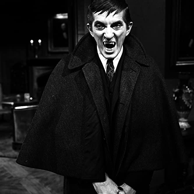 Jonathan Frid in Dark Shadows (1966)