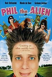 Phil the Alien Poster