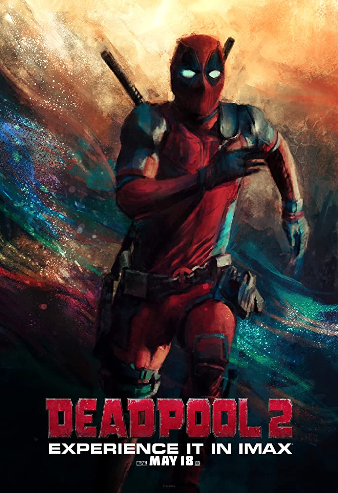 Deadpool 2 (2018) Multi Audio 720p v2 HDTS [Telugu + Tamil + Hindi + Eng] 900MB
