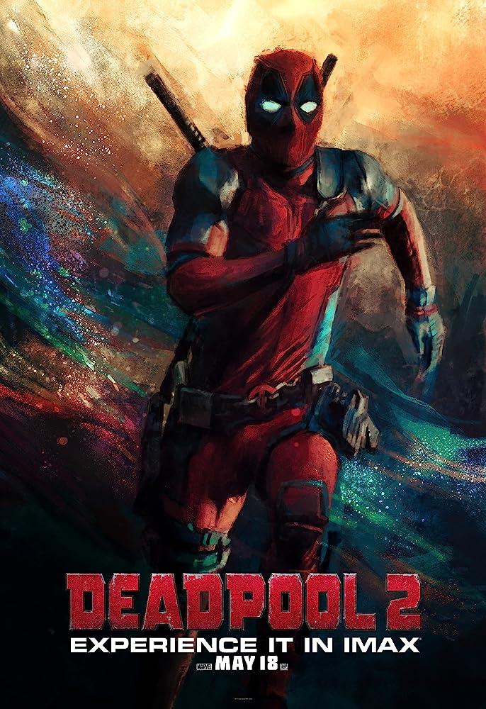 Deadpool 2 (2018) Multi Audio 720p v2 HDTS [Telugu + Tamil + Hindi + Eng] 900MB