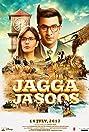Jagga Jasoos (2017) Poster