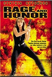 Rage and Honor Poster