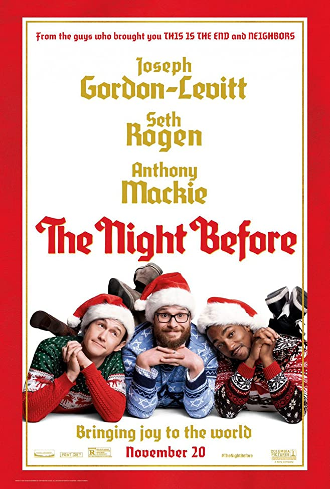 Columbia Pictures' The Night Before - Red Band Trailer #2 2