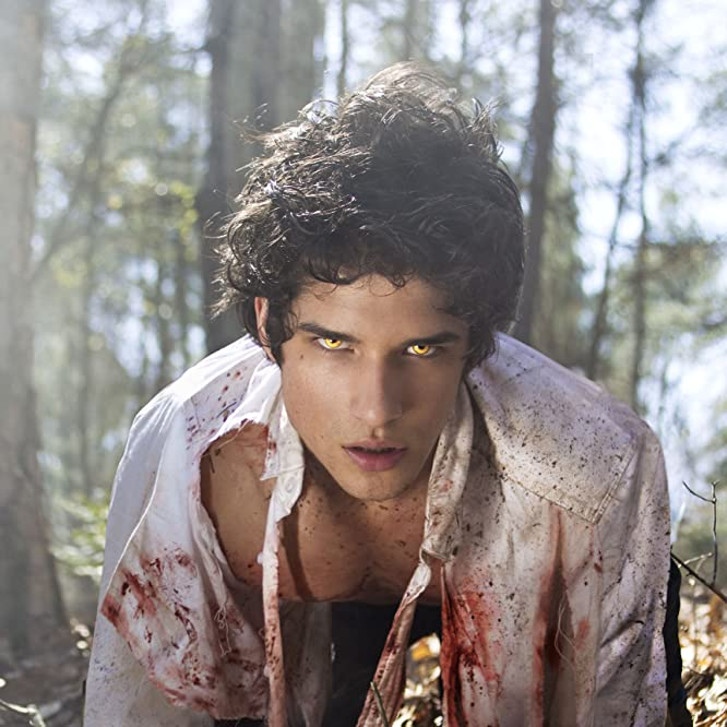Tyler Posey in Teen Wolf (2011)