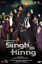 Singh Is Kinng (2008) Poster