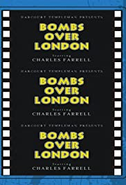 Bombs Over London Poster