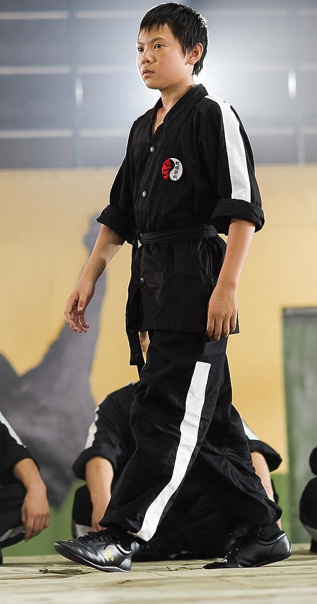 Jaden Smith Character In Karate Kid