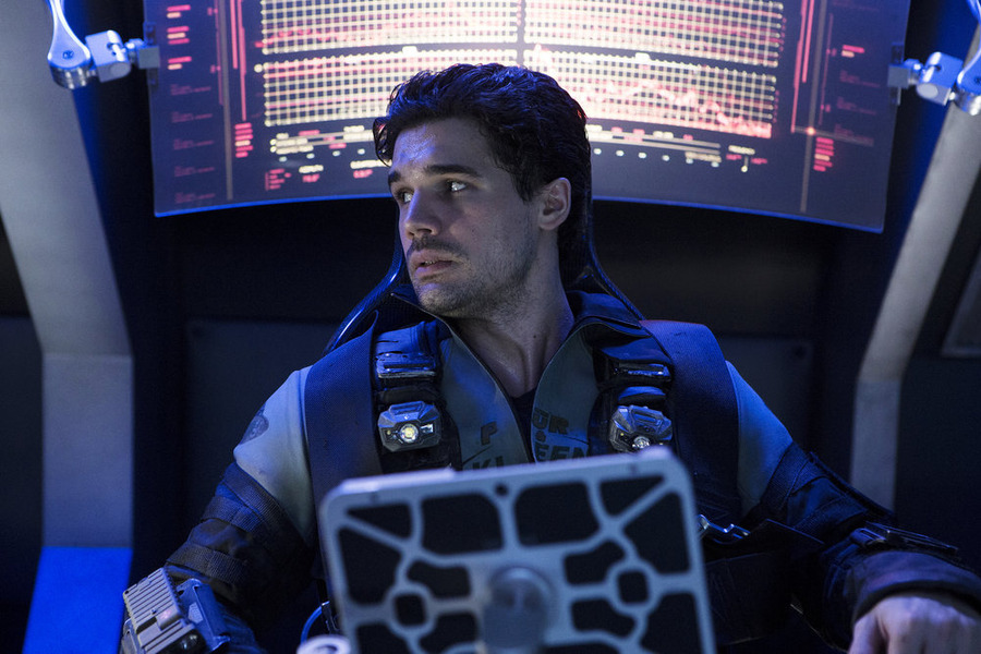 Steven Strait in The Expanse (2015)