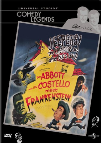 abbott and costello meet frankenstein pictures for halloween