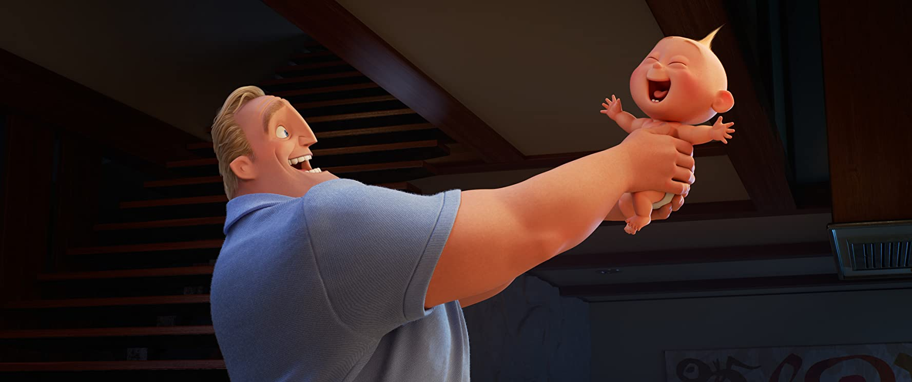 Craig T. Nelson in Incredibles 2 (2018)