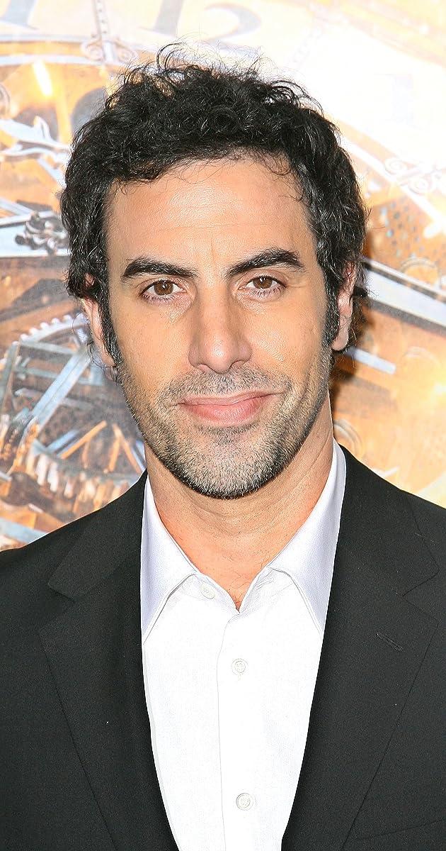 Sacha Baron Cohen - IMDb