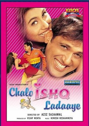 Chalo Ishq Ladaaye (2002) Hindi 720p DVDRip x264 1.2GB