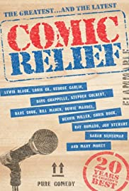 Comic Relief: The Greatest... and the Latest Poster