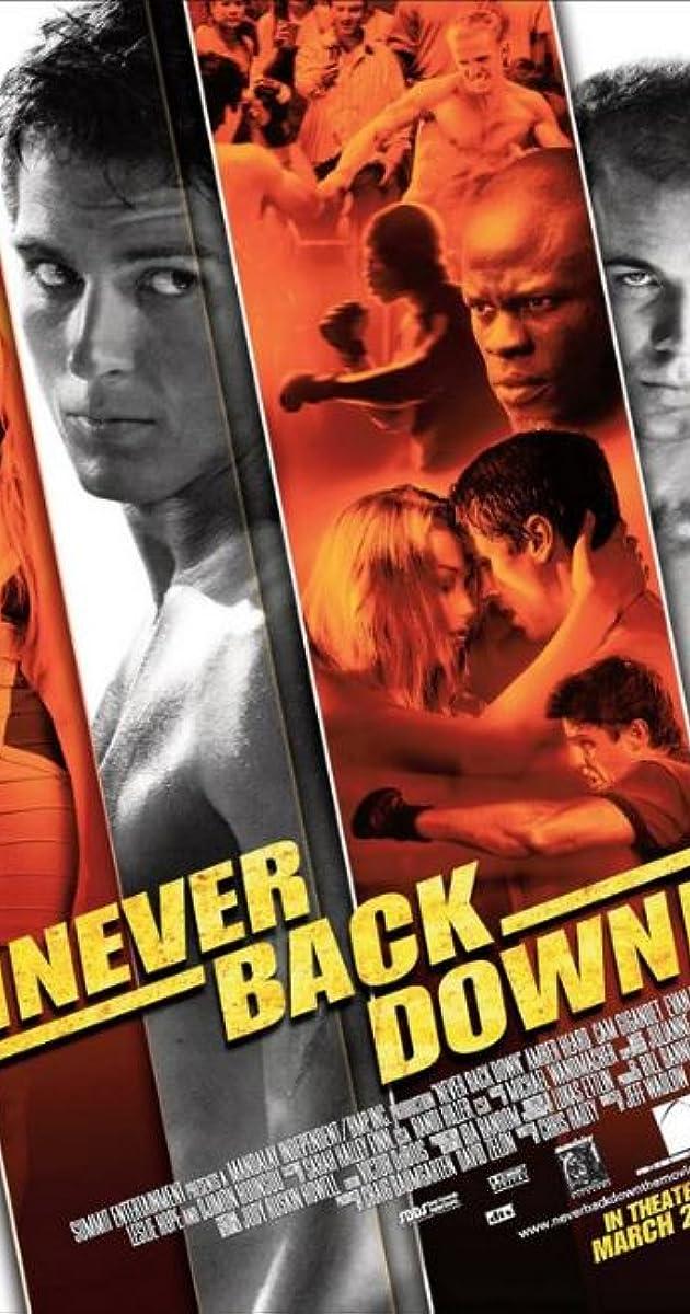 never back down ganzer film deutsch
