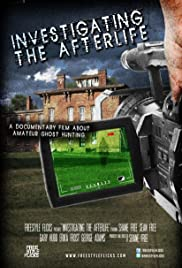 Investigating the Afterlife Poster