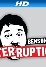 The Benson Interruption Poster