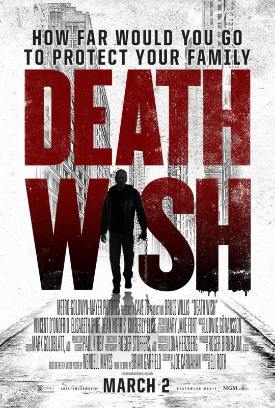 image Death Wish (2018) Full Movie Watch Online HD Print Free Download