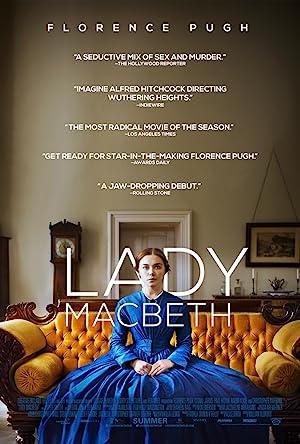 Lady Macbeth Poster
