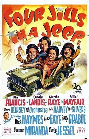 Four Jills in a Jeep (1944)