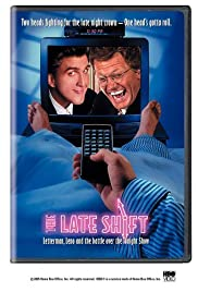 The Late Shift Poster