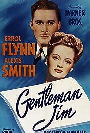 Gentleman Jim(1942) Poster - Movie Forum, Cast, Reviews