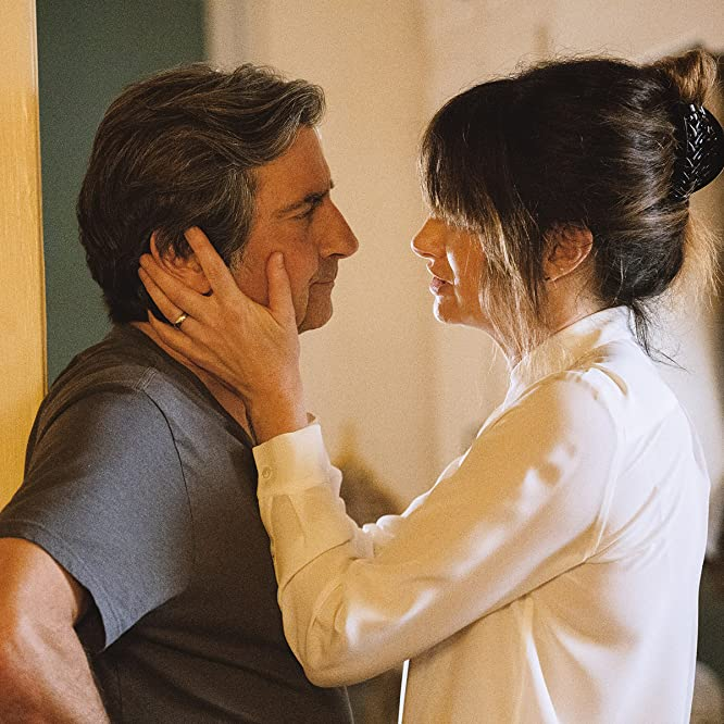 Griffin Dunne and Kathryn Hahn in I Love Dick (2016)