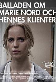 Balladen om Marie Nord och hennes klienter Poster