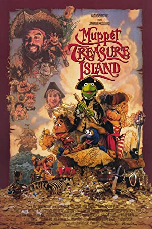 Movie Muppet Treasure Island (1996)
