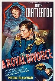 A Royal Divorce Poster