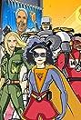 Superheroes Unite for BBC Children in Need