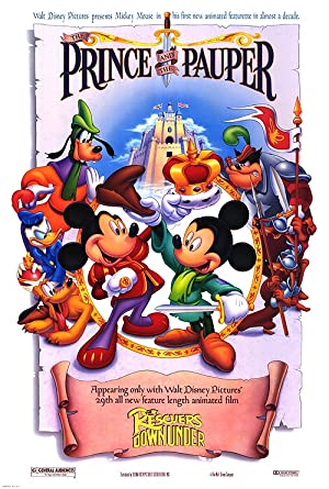 the prince and the pauper nov 16th 1990 - Once Upon A Christmas Full Movie