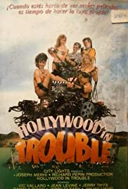 Hollywood in Trouble Poster