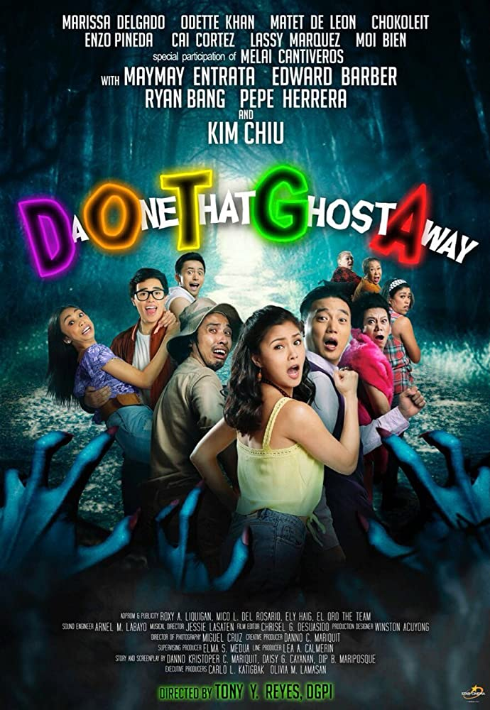 DOTGA: Da One That Ghost Away (2018) HDRip