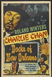 Docks of New Orleans Poster