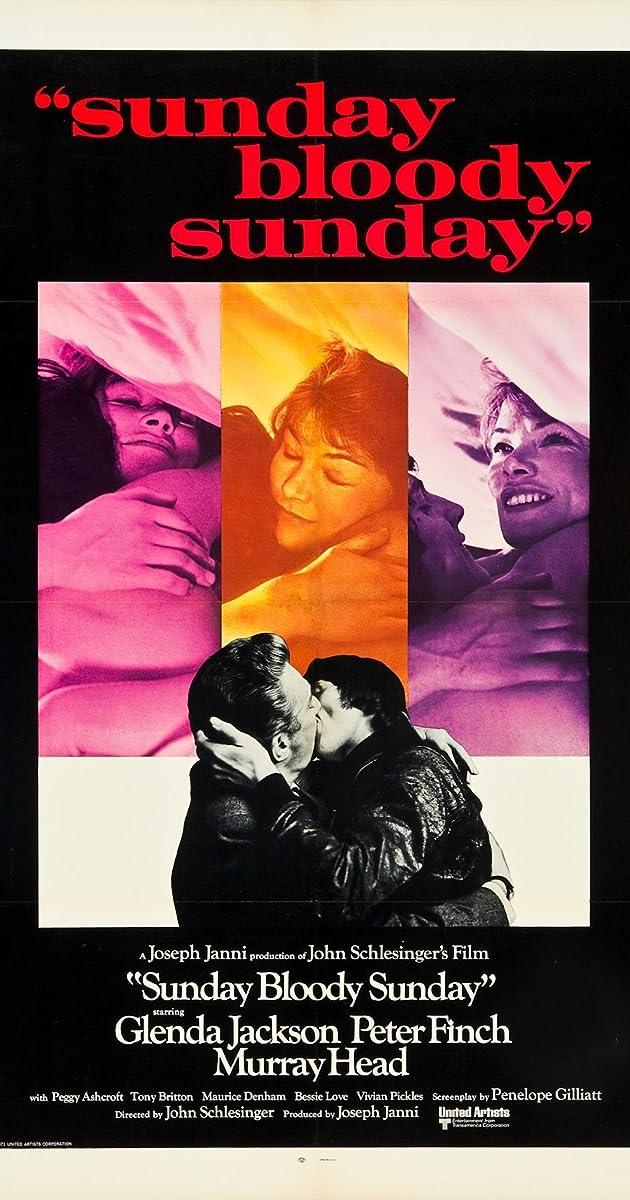 sunday bloody sunday 1971 imdb