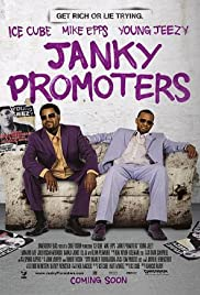 The Janky Promoters Poster