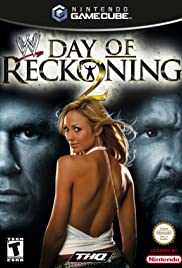 WWE Day of Reckoning 2 Poster