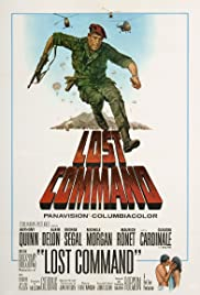 Lost Command Poster