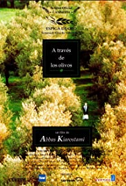 Through the Olive Trees Poster
