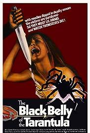 Black Belly of the Tarantula Poster
